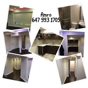 Home renovations, Basement finishing Low Prices