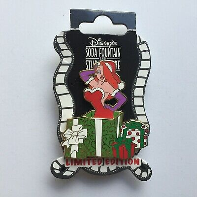 DSF- Christmas 2012 Gift Box Jessica Rabbit Limited Edition 300 Disney Pin 93088