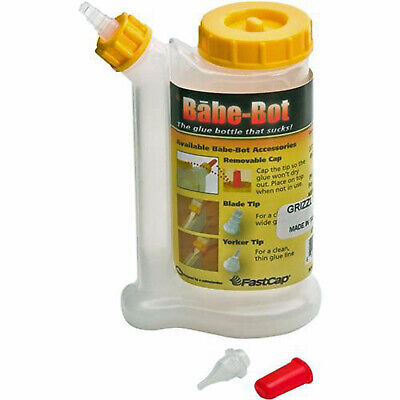 babe bot 4 ounce glue dispenser two