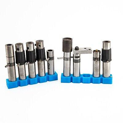 Brass Drill EDM Electrode Tubing Multi-Channel 4.00 mm OD X 400 mm L 5 Pcs//Pack