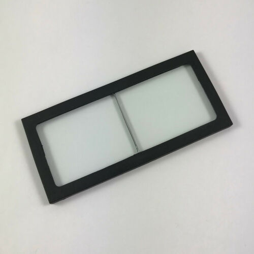 "Welding Helmet Magnifier/Cheater Lens, 2"" x 4.25"", 2.50 Diopter, GLASS"