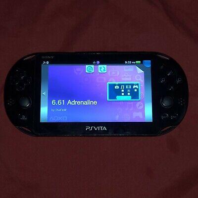 PS Vita PCH-2001 3.65 Henkaku Enso 128GB MicroSD