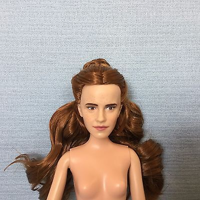 Disney Belle Collection Doll-Beauty and the Beast-Live Action Emma Watson-nude