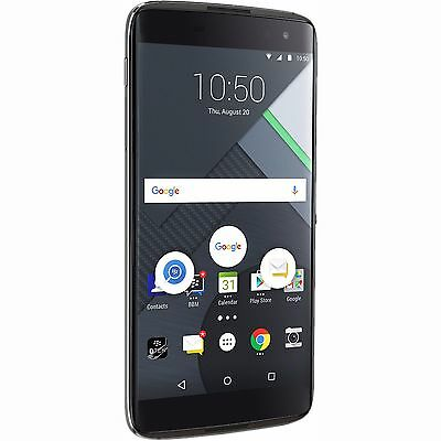 BlackBerry DTEK60 BBA100-2 Black (FACTORY UNLOCKED) 21MP , 4GB RAM , 5.5""