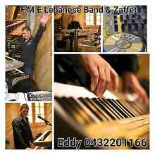 Lebanese One Man Band  by Fouani Music Entertainment ( F.M.E ) Sydney City Inner Sydney Preview