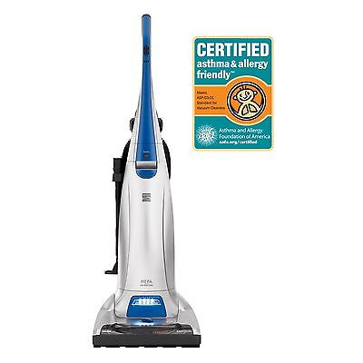 Kenmore Bagged Upwards Vacuum Cleaner Hepa Silver Blue 31140 U
