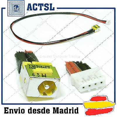 ACER Aspire 5720Z 5735 5920 5920Z CONECTOR DC JACK 1.65mm