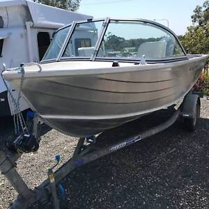 SAVAGE 415 TINNY - AS NEW CONDITION - READY TO ENJOY TODAY