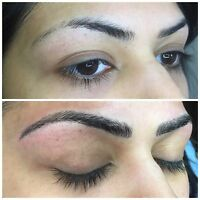 March Special for Microblading and Permanent Makeup