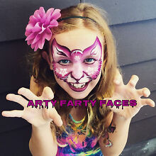 Arty Farty Faces - Face and Body Art Redcliffe Redcliffe Area Preview