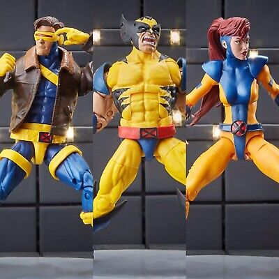 Marvel legends x-men 3 pack Wolverine, Jean Grey & Cyclops In Stock!