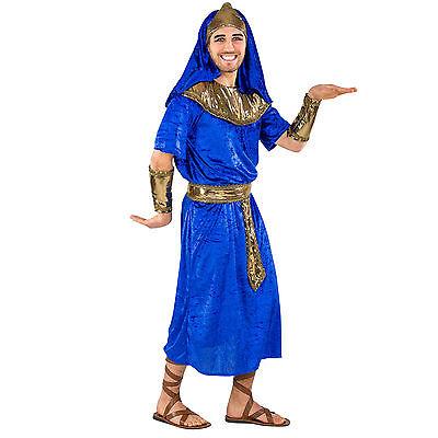 Ägypter Pharao Kostüm für Herren Ägypten Antike Set Karneval Fasching (Ägypten Pharaonen Kostüm)