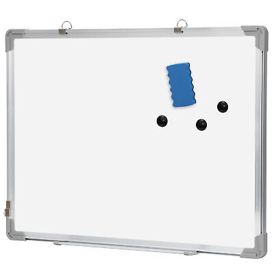 Magnetic Whiteboard Dry Erase White Board Wall Hanging Board 18 X 24 Inch