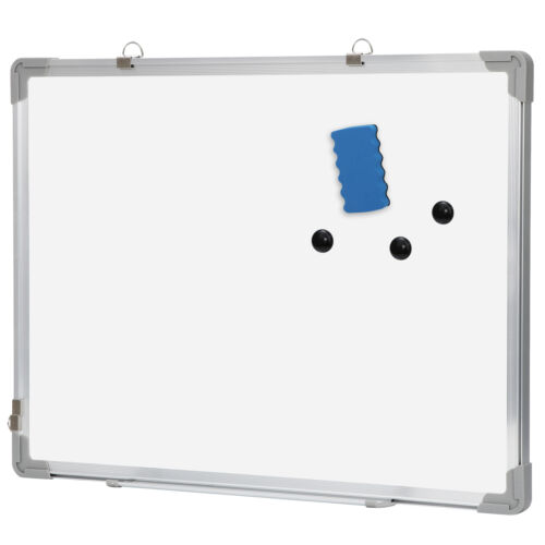 Magnetic Whiteboard Dry Erase White Board Wall Hanging Board 18 x 24 inch Business & Industrial