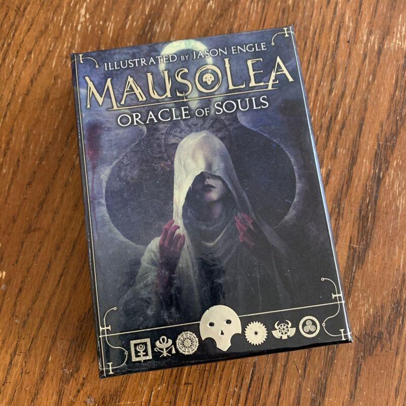 Mausolea Oracle Of Souls Deck Cards Tarot