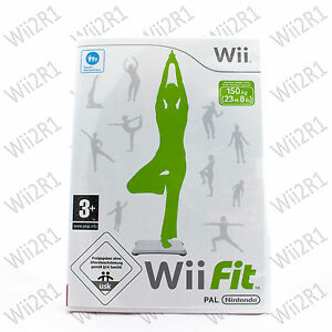 Wii Fit Game Only Requires Balance Board *1ST CLASS POST*
