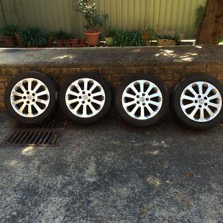 "Astra TS 16"" Mag Wheels Paddington Eastern Suburbs Preview"