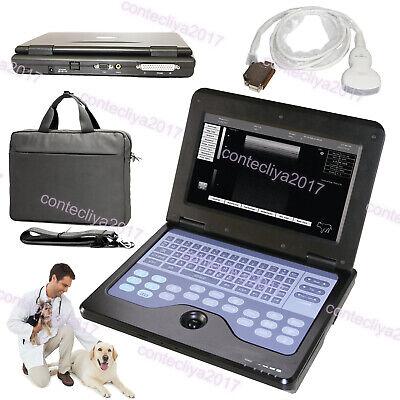Cms600p2 Vet Veterinary Use Portable Laptop B-ultra Sound Scanner Machine Convex