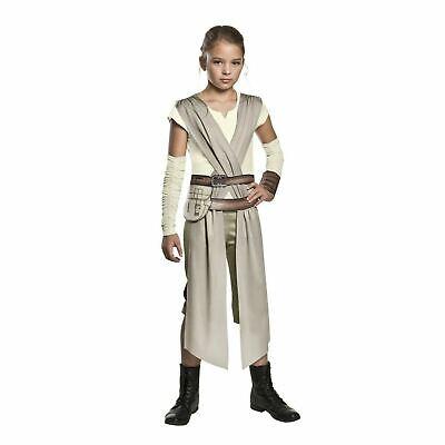 New Girl Halloween Episode (Rey Star Wars Episode Seven VII Cosplay Halloween Costume Child Girls S Medium)