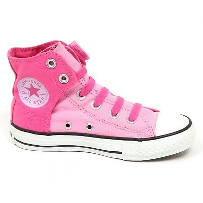 Details about E3984 sneaker bimba CONVERSE ALL STAR SLIP ON pink shoe girl kid