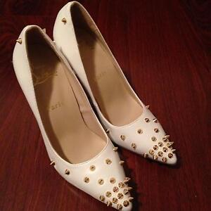 Louboutin shoes with spikes / rivets Rouse Hill The Hills District Preview