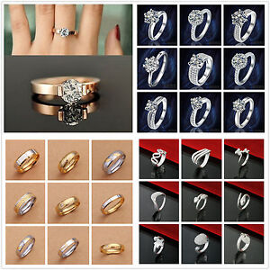 Wholesale-New-Solid-Silver-Ring-fashion-18K-Ring-Lady-Men925-Silver-Ring-box