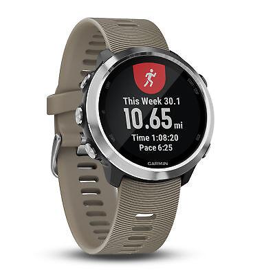 Garmin Forerunner 645, GPS running watch with Garmin Pay con
