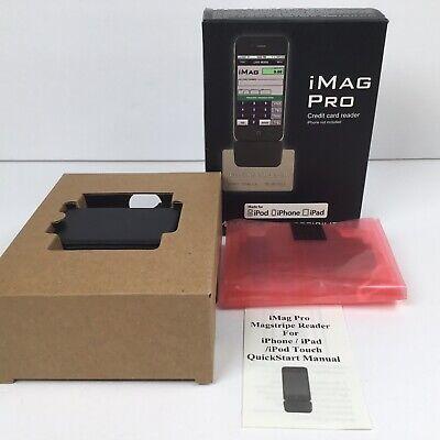 Mobile Magstripe Reader Credit Card Reader Imag Pro For Apple Products. T5