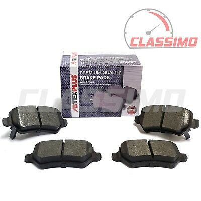 Rear Brake Pads for VAUXHALL ASTRA Mk 4 G  5 H   all models   2001 to 2010