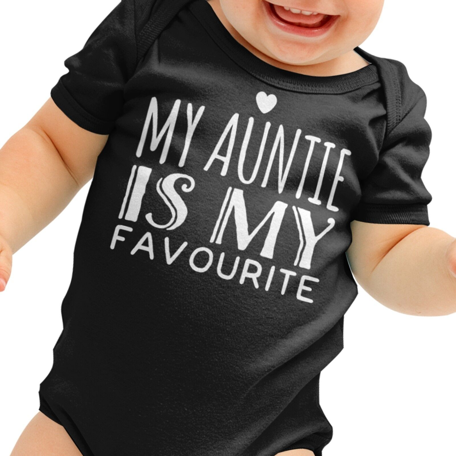 I Get My Awesomenes From My Aunt Shower Gift Newborn Romper Bodysuit For Babies