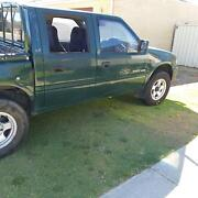 1999 Holden Rodeo Ute Safety Bay Rockingham Area Preview