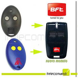 Telecomando-radiocomando-BFT-Mitto-2-B-RCB-433-Mhz-rolling-code-trasmettitore