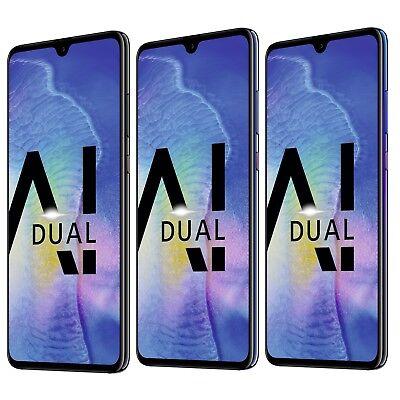 Huawei Mate 20 Smartphone 128GB Single oder Dual SIM *Neu* vom Händler + OVP Bluetooth Usb 20 Wlan