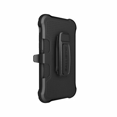 Ballistic Tough Jacket MAXX Holster Case for Apple iPhone 6/6S - Black