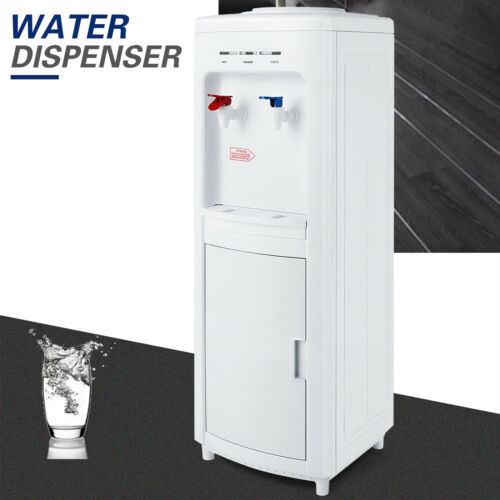 Freestanding Water Hot Cold Dispenser Top Load Water Cooler
