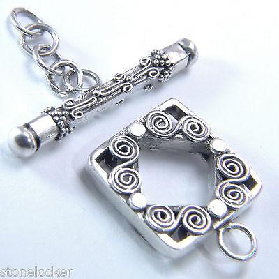 Hk53 Haken 30mm Silber 925 Verschluss F Armband Silver Clasp 30mm Kette U