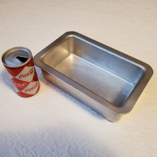 Vintage Rema Insulated Aluminum Air-Bake Loaf Baking Pan 9.25 x 5.25 x 2.75