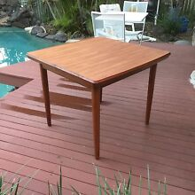 IN THE WORKSHOP- 1200mm SQUARE CHISWELL EXT TABLE Rochedale Brisbane South East Preview
