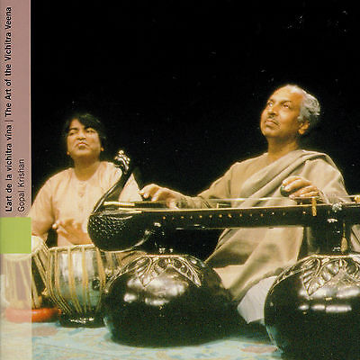 INDE : GOPAL KRISHAN ( VICHITRA VINA ) / DOUBLE CD OCORA