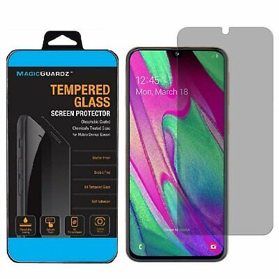 Galaxy A10e A20 A30 A40 A50 A80 Privacy Anti-Spy Tempered Glass Screen Protector Cell Phone Accessories