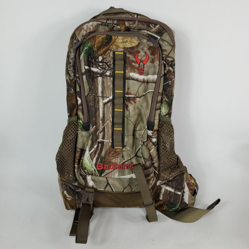Badlands Reactor Realtree Max 1 Day Pack Rocky Mountain Elk Foundation