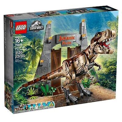 LEGO 75936  LEGO Jurassic World Jurassic Park: T-Rex Rampage   3120 PCS