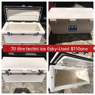 70 litre Esky-Used -Camping-Outdoor-