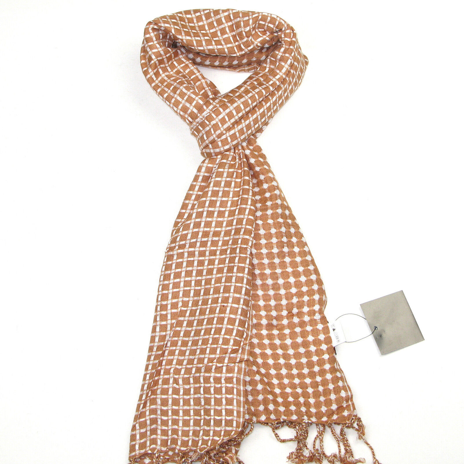 check scarf for dotted scarves mens