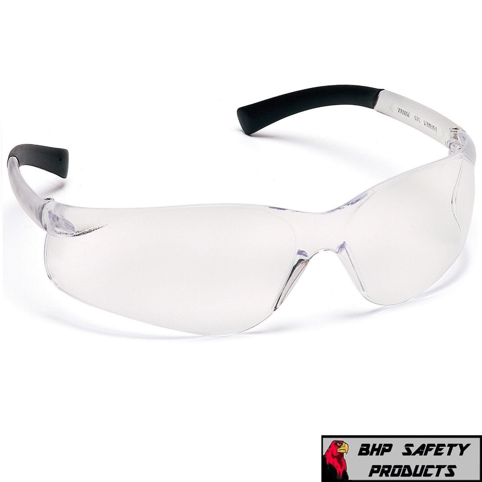 PYRAMEX ZTEK SAFETY GLASSES ANSI Z87+ COMPLIANT VARIETY PACKS AND COLORS