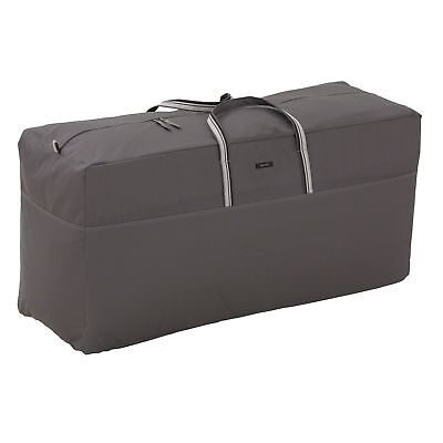 Classic Accessories Ravenna Patio Cushion  Cover Storage Bag - Premium