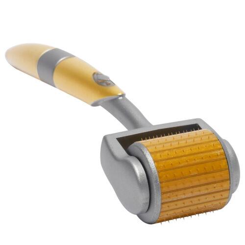 100% Authentic Titanium Micro Needle Derma Roller Meso Anti
