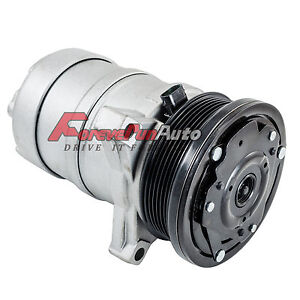 A/C AC Compressor For 93-97 Caprice Camaro 5.7L CO 20178GLC  52499051