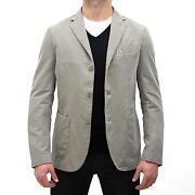 Cotton Summer Jacket Mens
