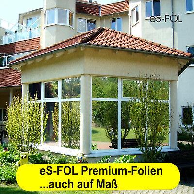 Sonnenschutzfolien Premium Spiegelfolie Scheibentönung ...auch auf Maß